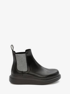 Hybride Chelsea Boots
