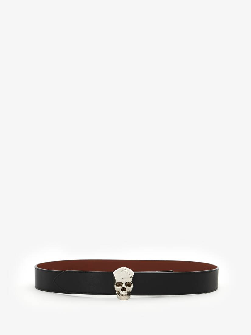 Display a large version of the product image 1 - 3D Skull Belt