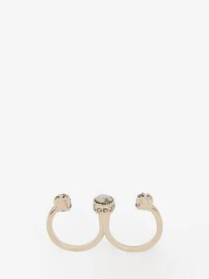 Bijou d'oreille à anneaux multiples