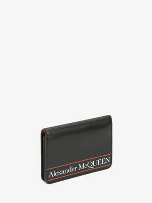 Alexander McQueen Business Card Holder