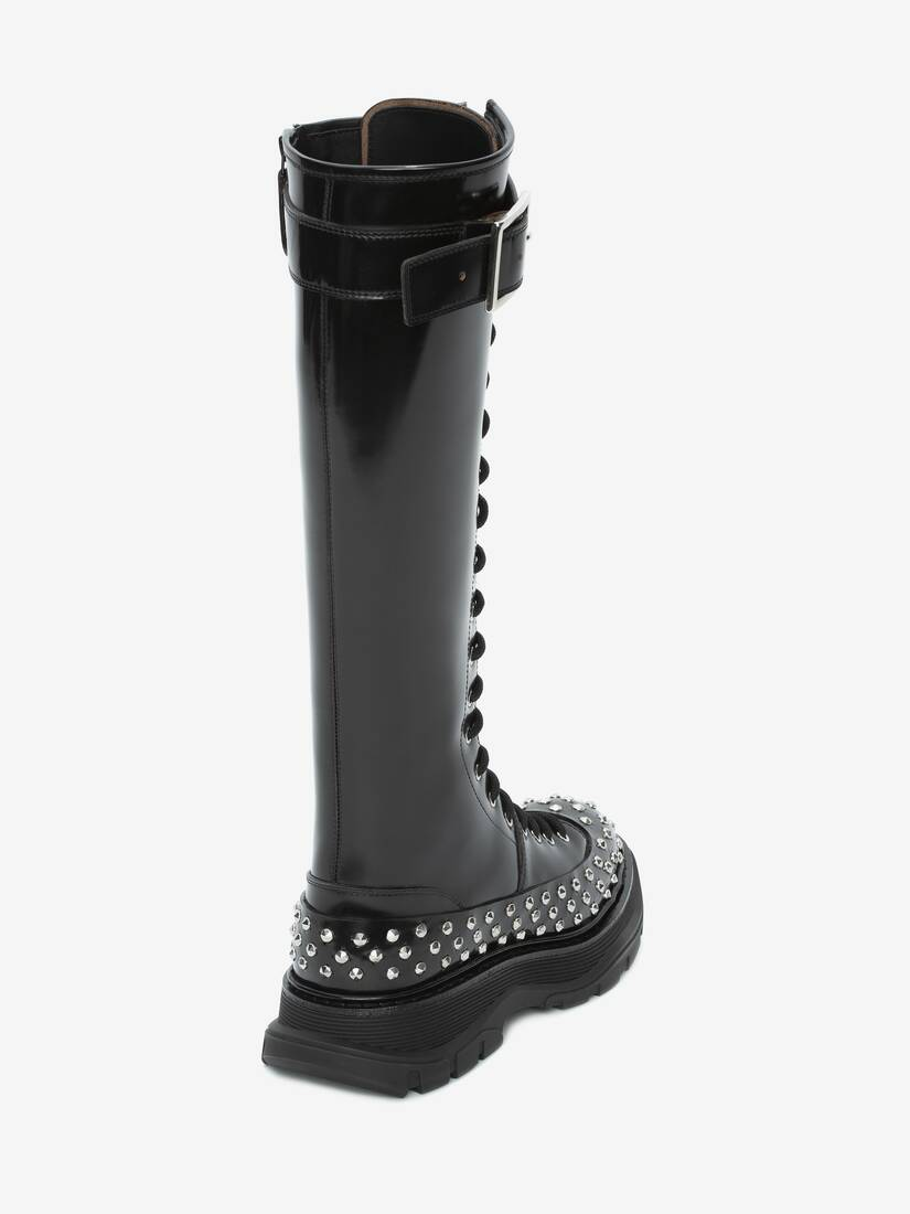 Display a large version of the product image 3 - Tread Lace Up Boot