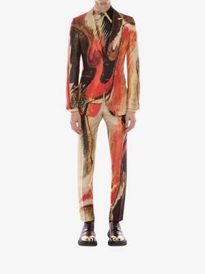 Henry Moore Printed Jacket