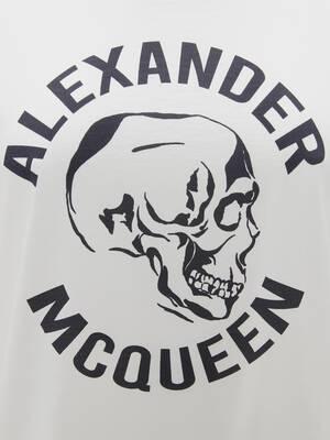 McQueen Skull T-Shirt