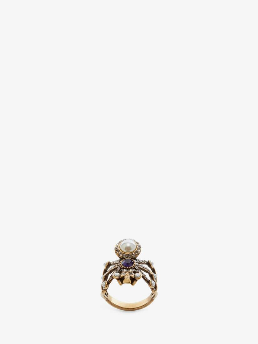 Display a large version of the product image 1 - Spider Ring