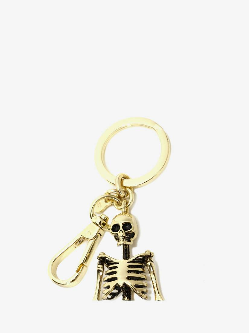 Display a large version of the product image 2 - Skeleton Key Ring