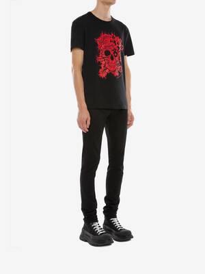 Ivy Skull T-Shirt