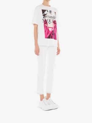 Rose Dress T-shirt