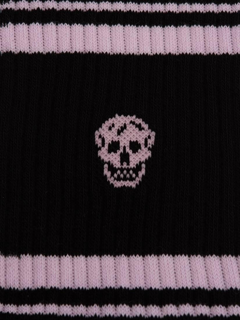 Skull-Sportsocken