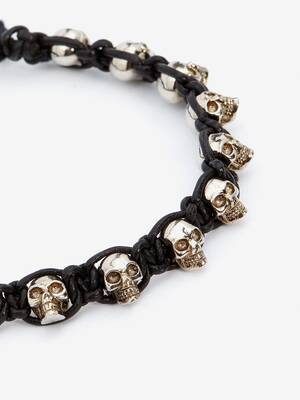 Bracelet multi Skull