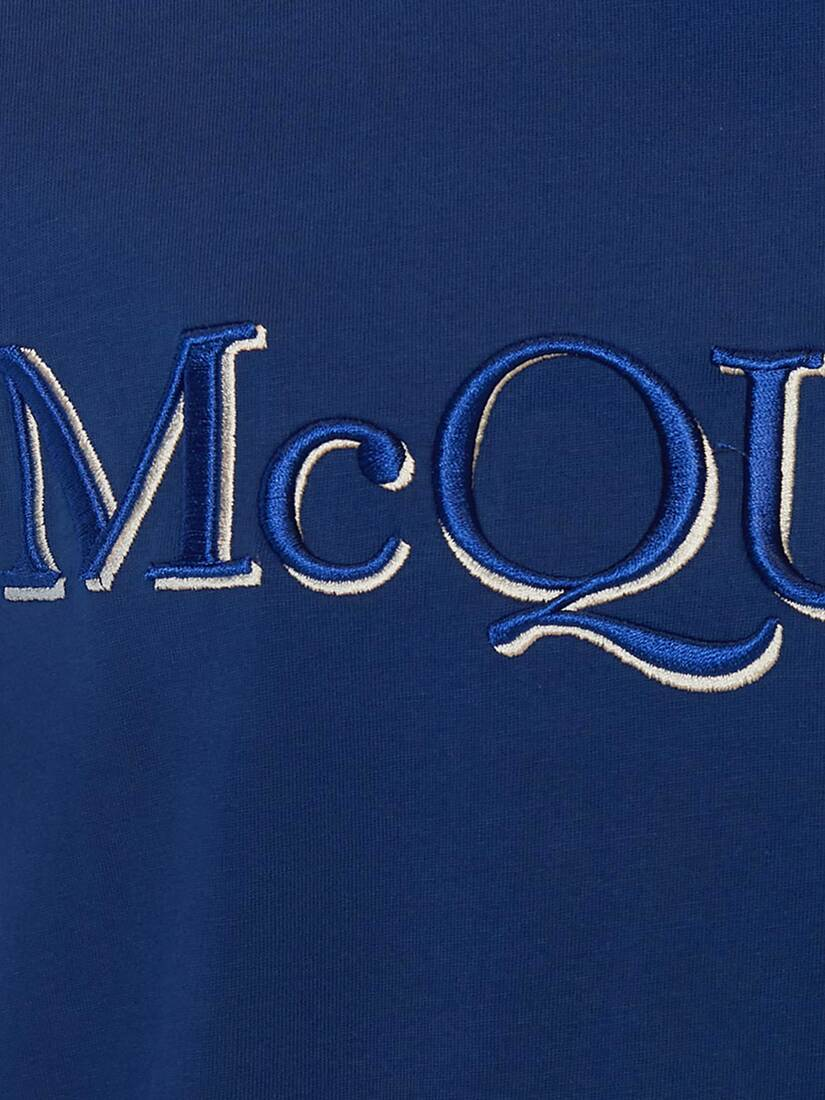 McQueen Embroidered T-Shirt