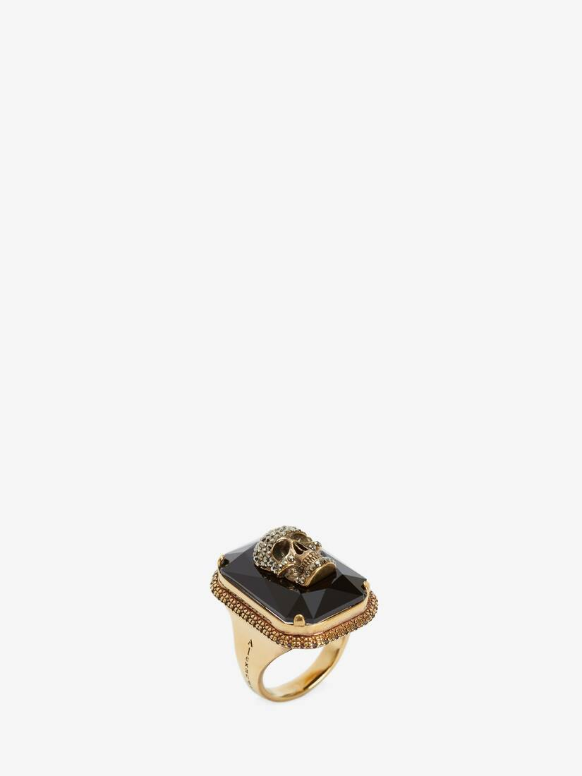 Display a large version of the product image 2 - Jewelled Skull Ring