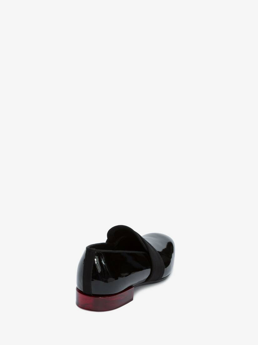 Display a large version of the product image 3 - Patent Leather Slipper