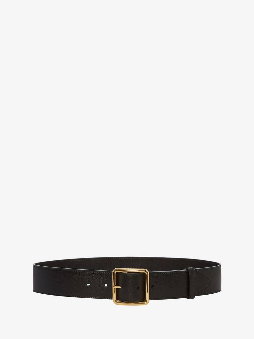 Display a large version of the product image 1 - Leather Belt