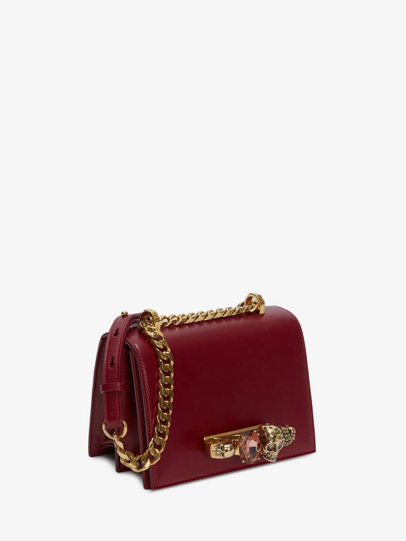 Display a large version of the product image 2 - Small Jewelled Satchel
