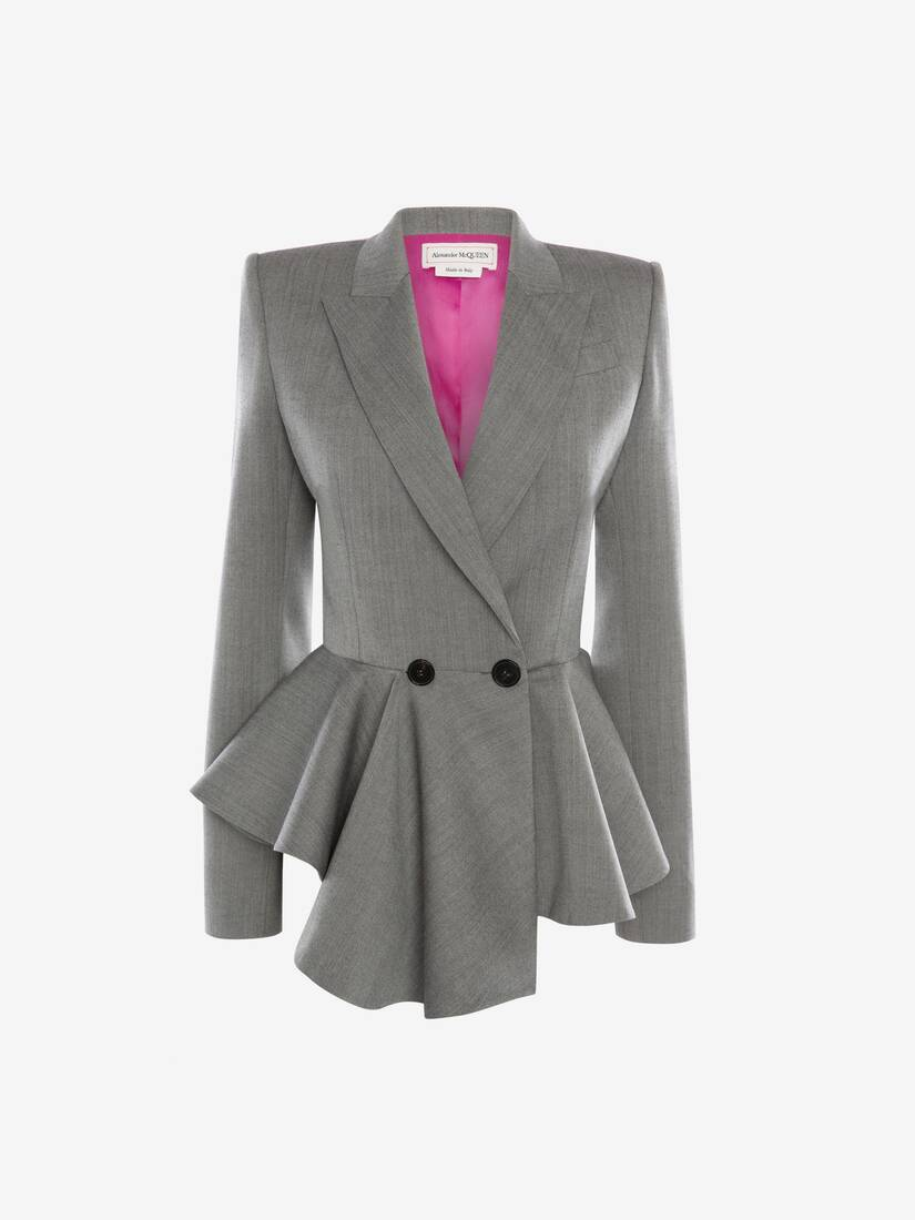 Display a large version of the product image 1 - Peplum Jacket