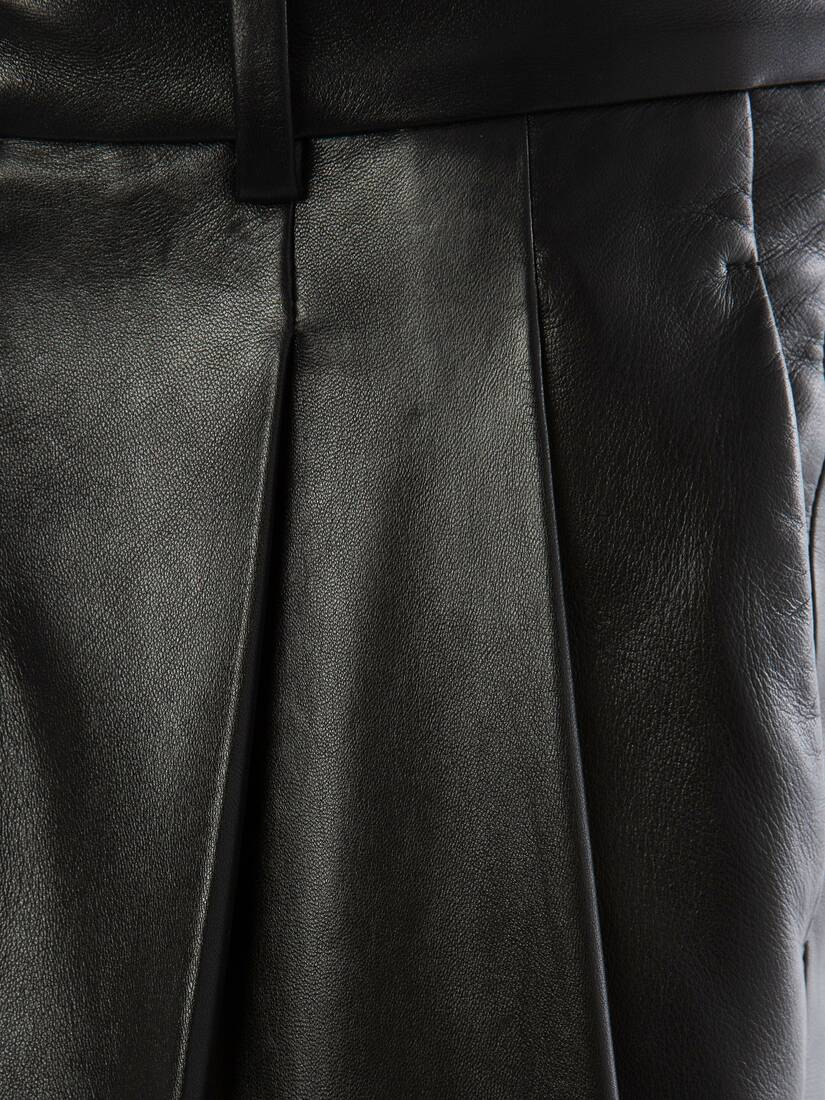 Display a large version of the product image 5 - Leather Trousers