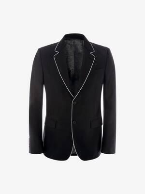 Light Wool Mohair Jacket