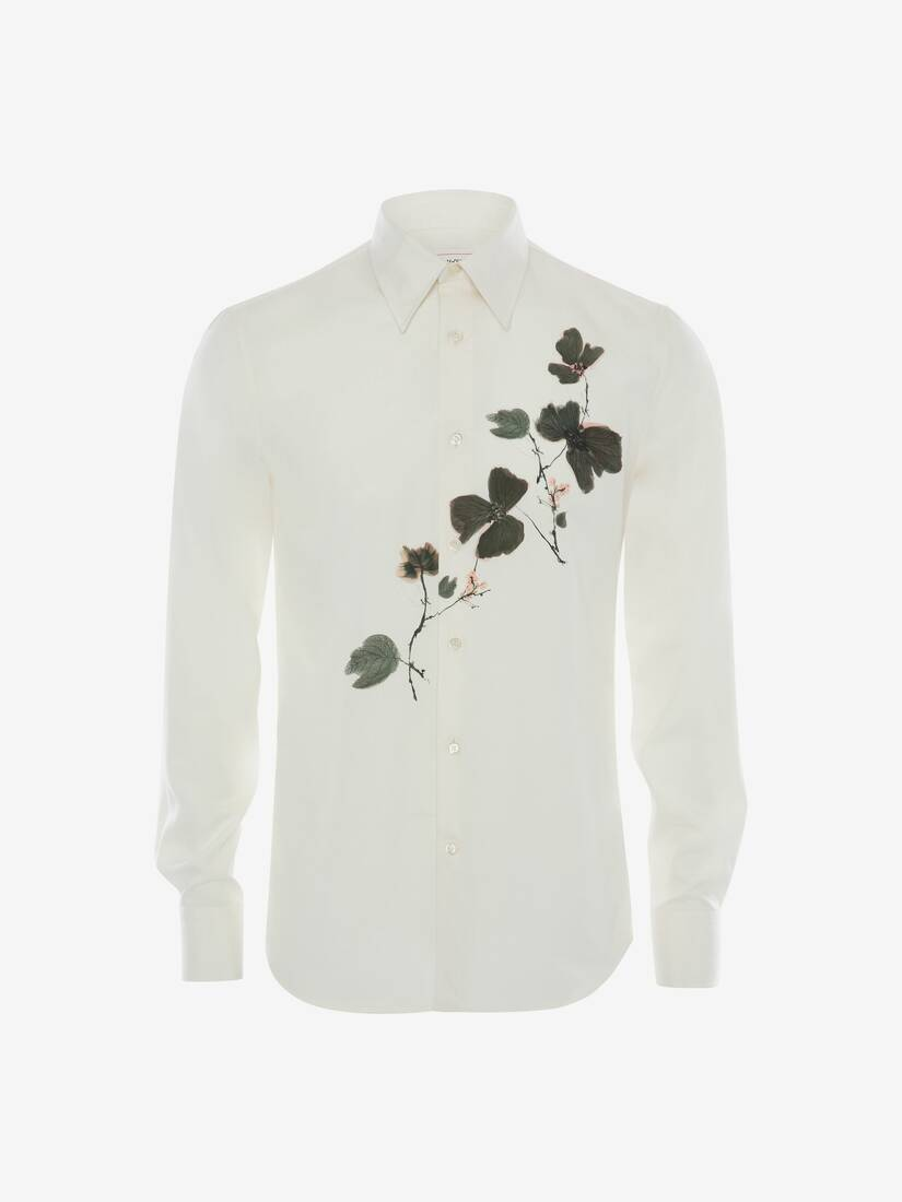 Display a large version of the product image 5 - Camicia Ink Floral
