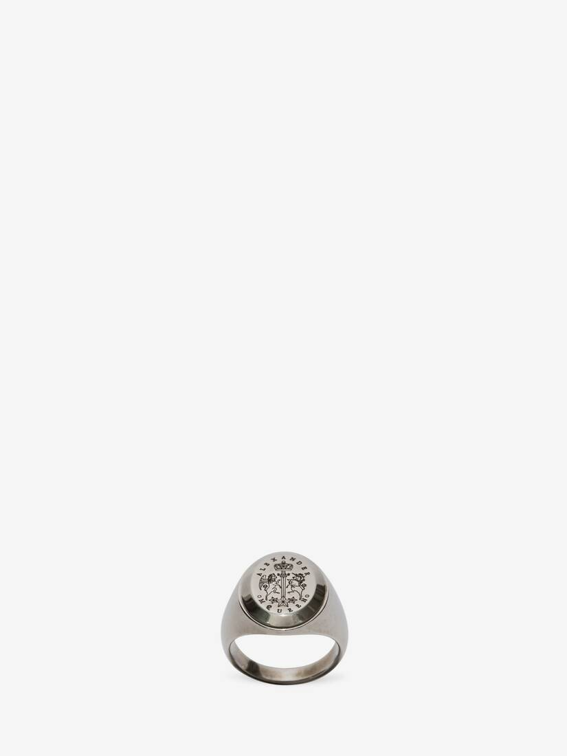 Display a large version of the product image 1 - Signet Ring