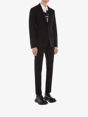 Tonal Thistle Jacquard Jacket