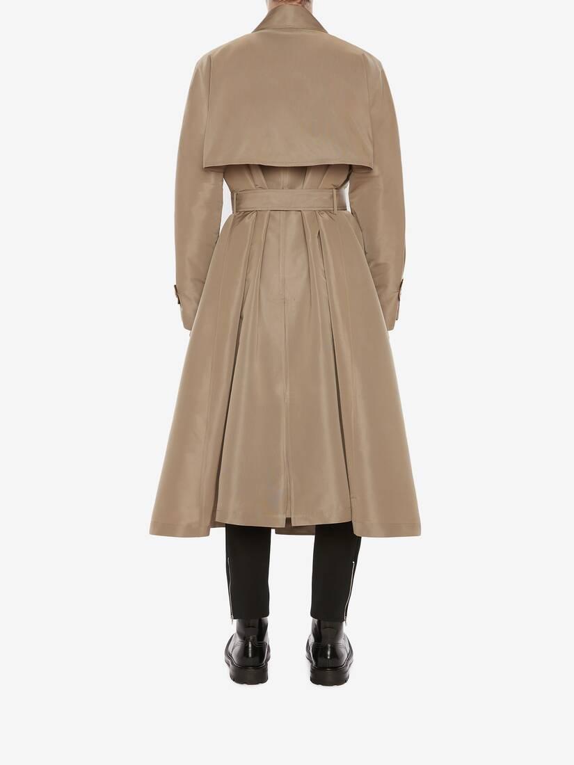 Kimono Trench Coat
