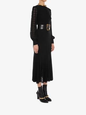 Ottoman Knit Skirt