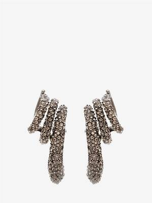 Triple Ear Cuff Earrings