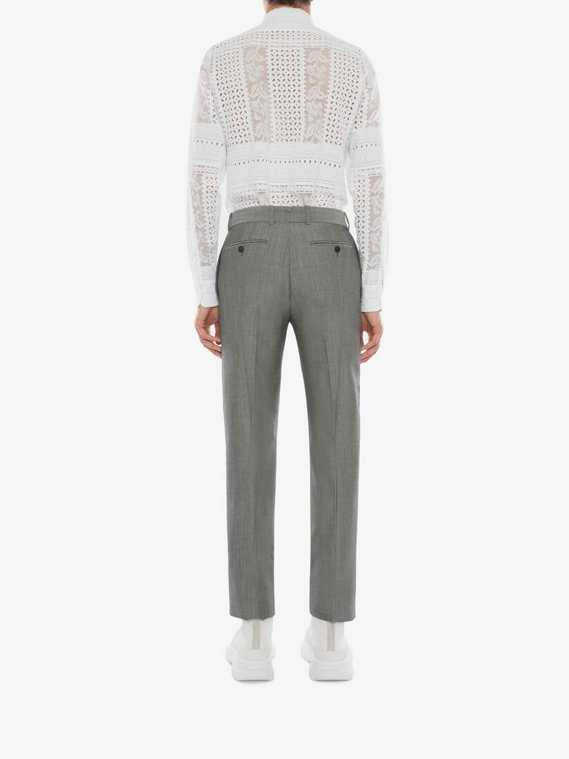 Mohair Trousers