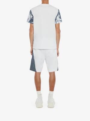 Trompe-l'œil Printed T-Shirt