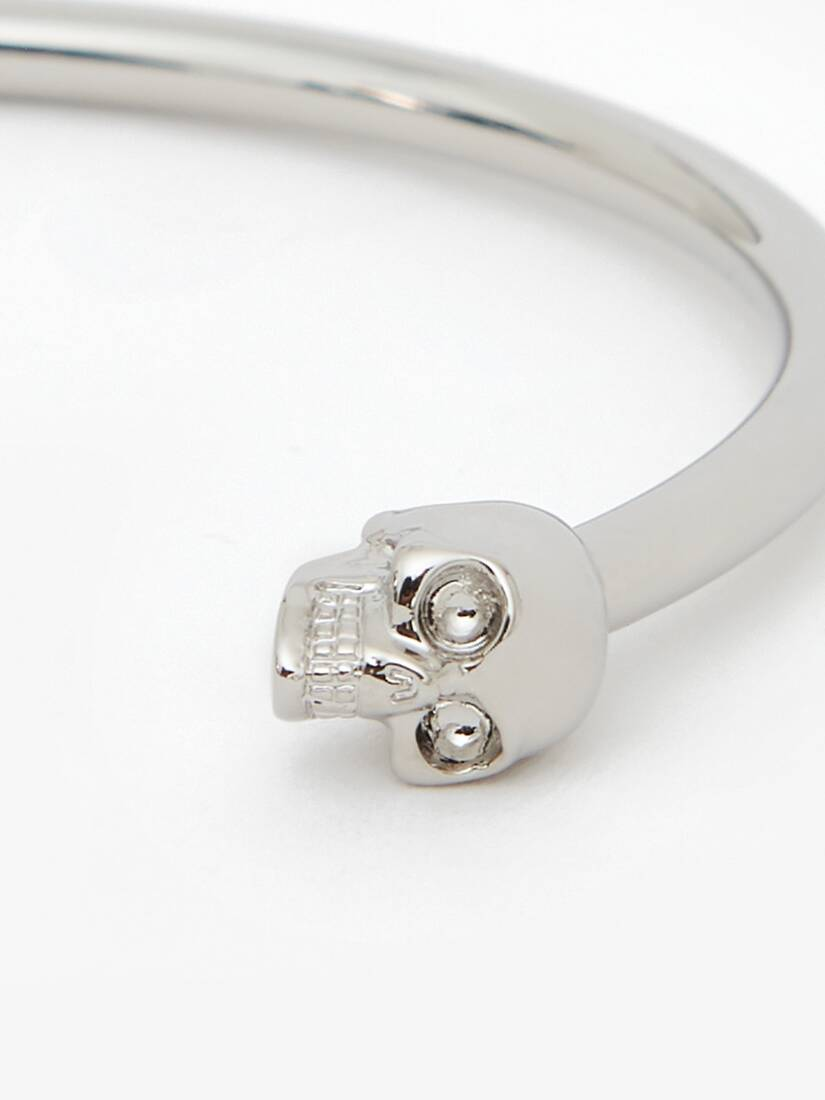 Display a large version of the product image 3 - Thin Twin skull bracelet