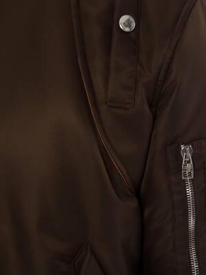 Aviator Harness Bomber Jacket