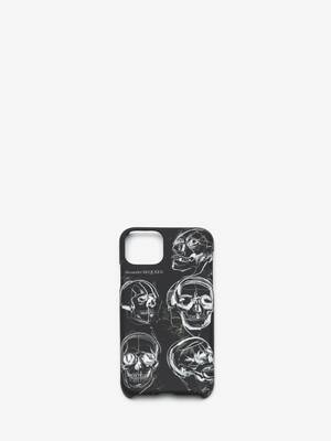 Painted Skull iPhone 11 Pro Case