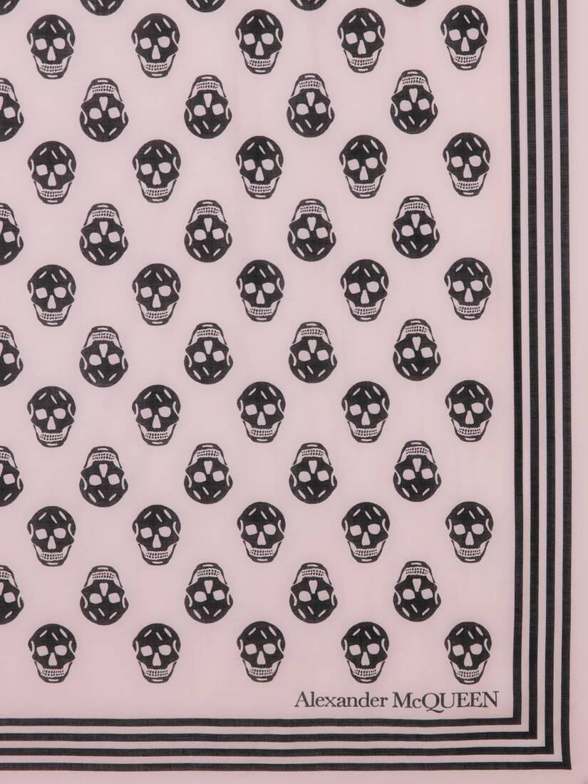 Display a large version of the product image 3 - Biker Skull Scarf