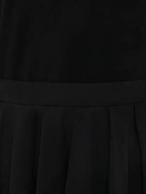 드레이프 슬리브 티셔츠