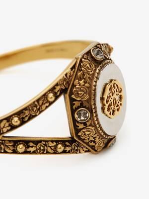 Charm Seal Bracelet