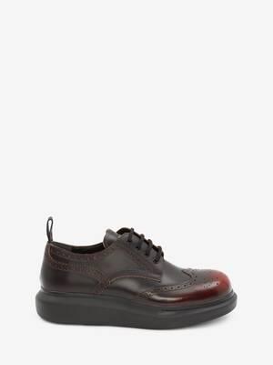 Chaussures à lacets hybrides