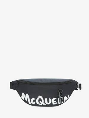 Belt bag oversize avec harnais