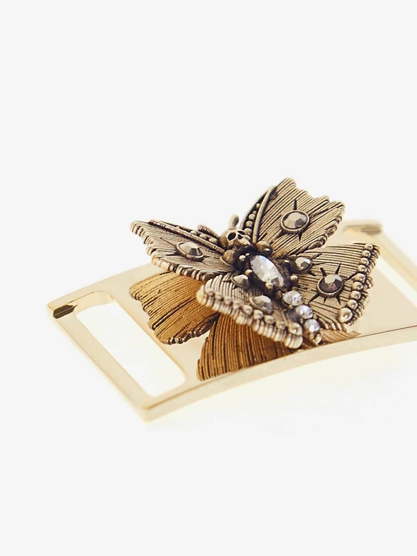Butterfly Sneaker Charm