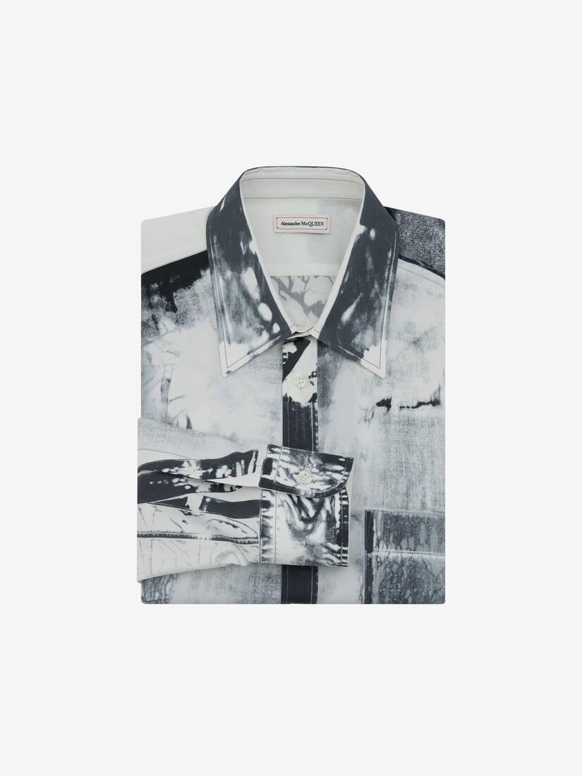 X-Ray Print Shirt