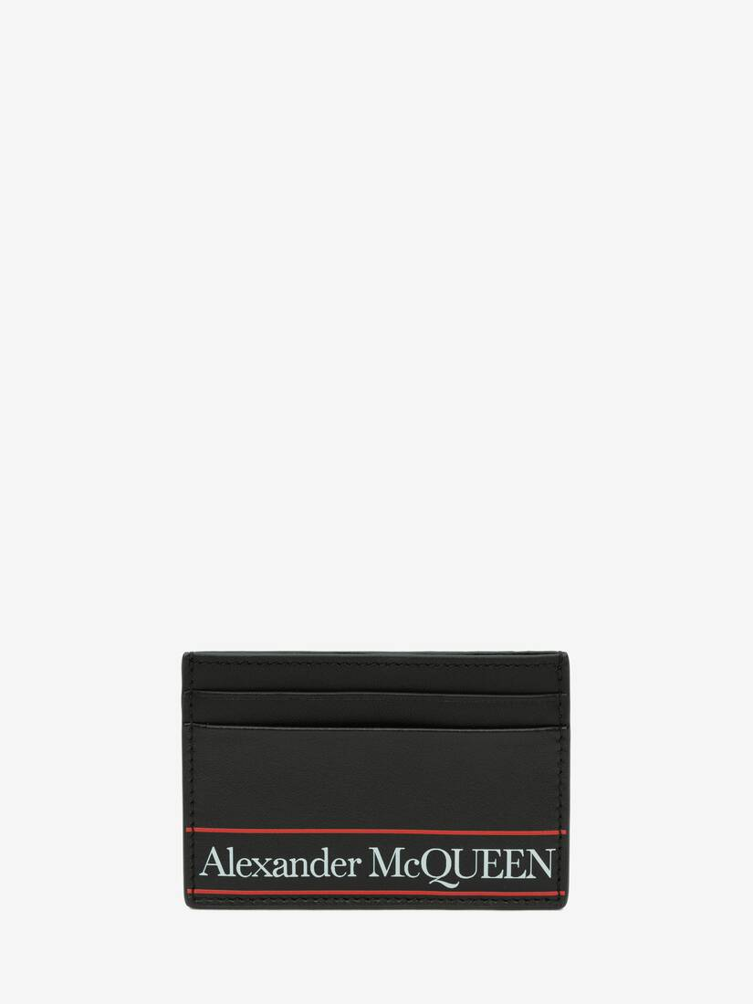 Display a large version of the product image 1 - Alexander McQueen Card Holder