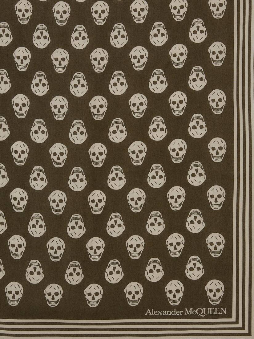 大きな製品イメージを表示する 3 - バイカー スカル スカーフ