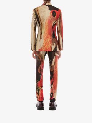 Veste à imprimé Henry Moore
