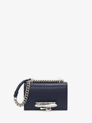 Borsa mini Sculptural Jewelled Satchel