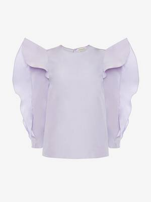 Heart Sleeve Top