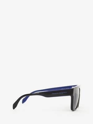 Selvedge Flat Top Sunglasses