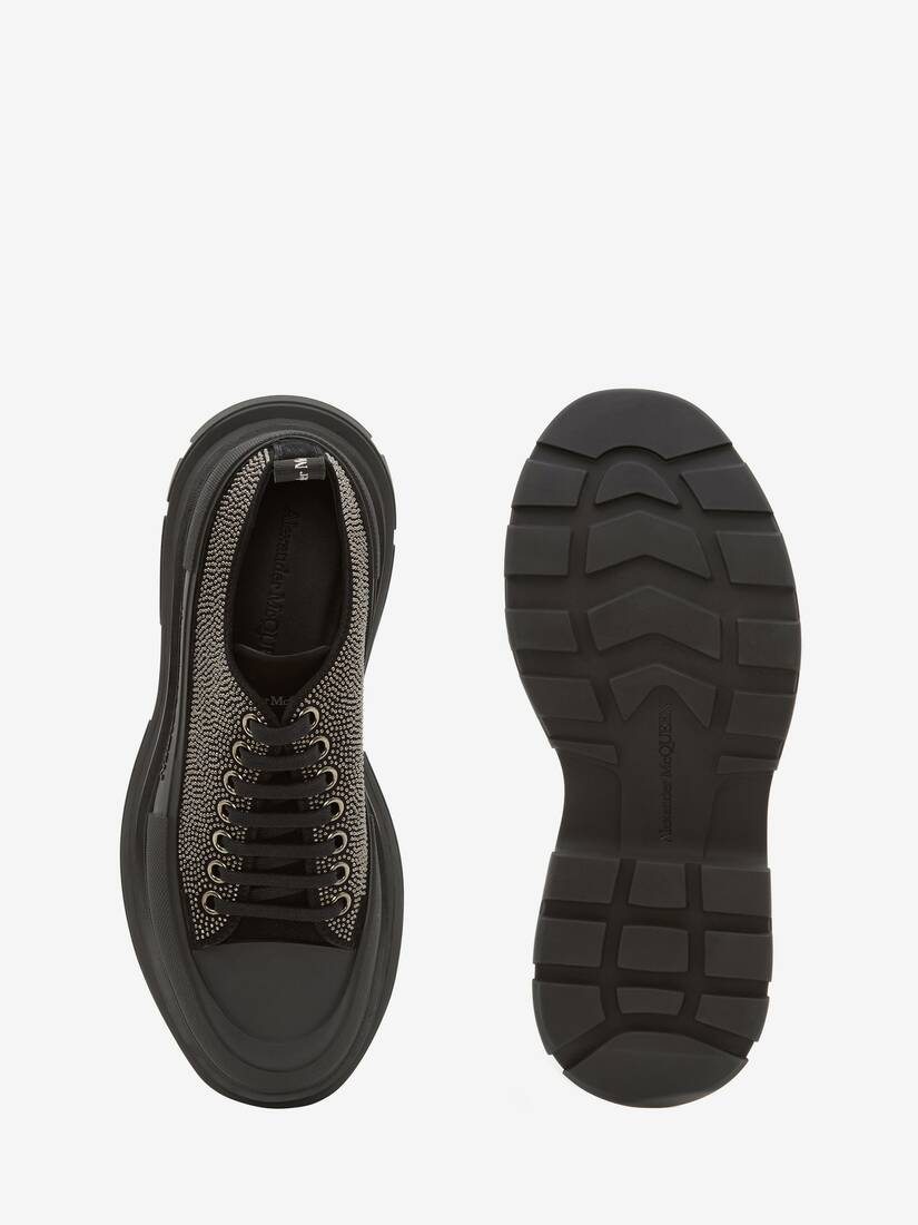 Tread Slick Lace Up