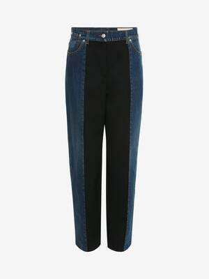 Hybird Denim Trouser