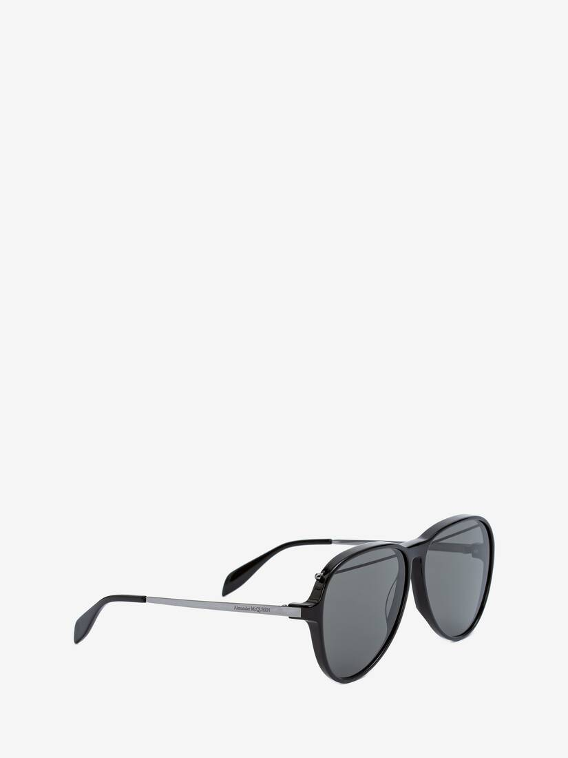 Display a large version of the product image 3 - Piercing Pilot Acetate Sunglasses