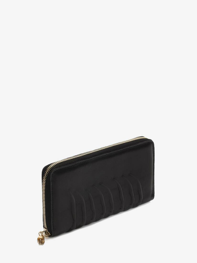 Display a large version of the product image 2 - Continental Zip Around Wallet