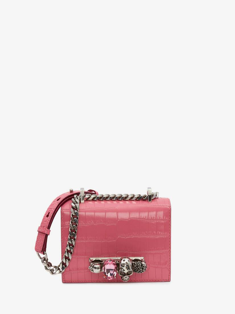 Display a large version of the product image 1 - Mini Jewelled Satchel